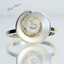 Designer Handmade Sterling Silver Ring Size 7.5