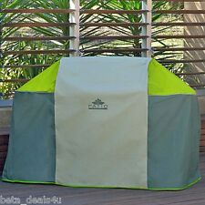 PATIO Universal BBQ Cover Large Waterproof UV Protection Barbecue for 4 Burner