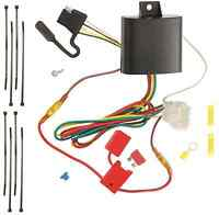 Trailer Wiring Harness Kit For 13-15 Honda Crosstour All Styles Plug & Play NEW