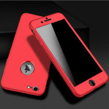 For Apple iPhone 5s SE 360 Hybrid Full Body Shockproof Silicone Case Cover Bags