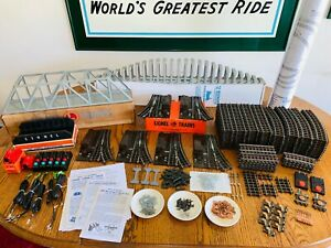 """WOW! Addams Family Track Kit Lionel Display Layout Super """"O"""" WOW!"""