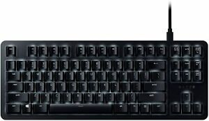 Razer BlackWidow Lite: Silent and Tactile Gaming Keyboard Compact Brand New