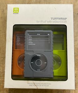 XtremeMac TUFFWRAP for iPod with Video 60GB NEW IN BOX