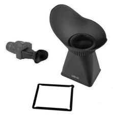 "LCD Viewfinder V1 Display Magnifier Eye Cup for All 3 "" Inch Cameras Photo"