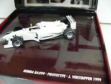 1/43 Minichamps Honda RA 099 Prototype Jos Verstappen 436990099