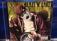 Blaze Ya Dead Homie - Blaze 'N' Bake CD  insane clown posse twiztid tour ep icp