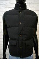Giubbino Giubbotto Nero Uomo WOOLRICH Taglia M Giacca Jacket Coat Man Black