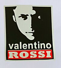 Reflective Universal Resin Sticker Valentino Rossi MotorSport H: 7.0cm W: 5.9cm