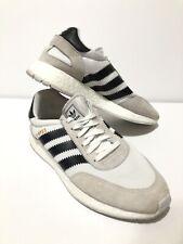 Adidas Originals I-5923 Mens 10.5 White Black Iniki Boost Running Shoes CQ2489