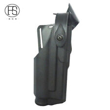 Tacticalr Airsoft Holster for Glock 17 Gun Waist Holster with Bearing Flashlight