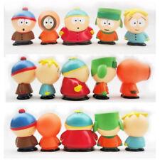 South Park Stan Kyle Eric Kenny Leopard 5 Pcs Cute Action Figures Kids Gift Toys