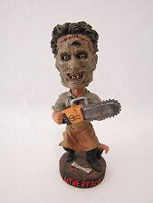 "Leatherface Head Knockers Figurine (The Texas Chainsaw Massacre, NECA) 7"" - 18cm"