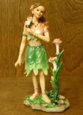 Faerie Glen Faeries FG831 DIANTHIA  2005 Flower Coll. NEW/Box From Retail Store