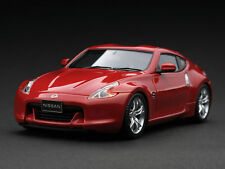 """Nissan Fairlady Z """"Vibrant Red"""" (HPI Racing 1:43 / 8432)"""