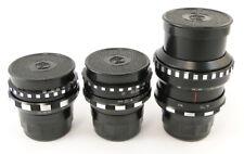 ⭐NEW⭐ Set of 3 Lenses ⇒ MIR-11M VEGA-7 TAIR-41M Movie Kiev-16U BMPCC Blackmagic