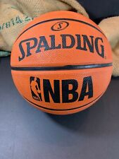 New listing Spalding NBA Basketball Street Ball Indoor Outdoor Official Size 7 29.5 Inch