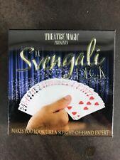 Theatre Magic Presents The Svengali Deck (Learn Over 50 Tricks) (DVD)