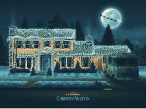 National Lampoon's Christmas Vacation DKNG  Print Poster MAIN ED