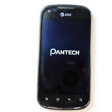 Pantech P9070 Burst SmartPhone AT&T Black 16GB - Tether Internet Hotspot