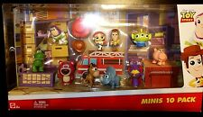 Disney Pixar Toy Story Deluxe Mini Figure Set - 10 Pack