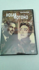 "DVD ""HOJAS DE OTOÑO"" ROBERT ALDRICH JOAN CRAWFORD VERA MILES"