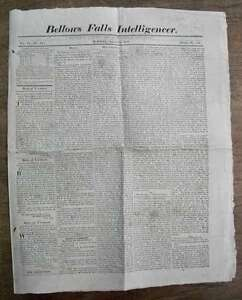 B9837 : 1822 Bellow Chutes, VT Pirate Attaque Journal