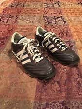 Adidas Panther Size 8 US Shoes Sneakers Football Soccer Rare Design Excellent