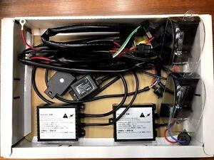 H1 HID Car Head Lights set 6000K 80% OFF RRP