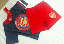 ARSENAL FC COTTON PYJAMA SET_boy girl-childrens FOOTBALL_OFFICIAL PRODUCT_2/3yrs
