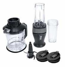 Nutri Ninja 2-in-1 700-Watt Blender/Processor | QB3005 (Certified Refurbished)