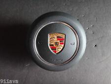 Porsche Cayman GT4 2016 991 GT3 Rs 2016 Macan Cayenne Volante Rueda Blk Airbag