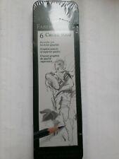 Faber-Castell - 6 Castell 9000, Art Pencil Set, New