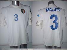 Italy Italia MALDINI Shirt Jersey Soccer KAPPA Adult XXL AC Milan 02 Football