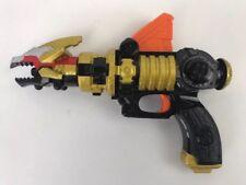Power Rangers Megaforce battlegear Gosei Blaster Pistola Bandai 2012 Cosplay Raro