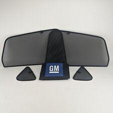 Vauxhall Astra J Rear Window Sun Shade Black Kit Opel GM Genuine 19202919