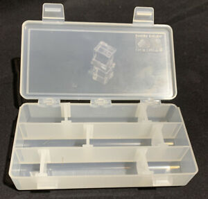 Infinite Divider Systems Hardware Storage Box with 6 Compartments