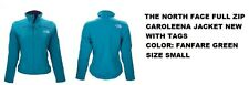 THE NORTH FACE WOMEN'S CAROLEEN FULL ZIPPERED JACKET SIZE SMALL NEW WITH TAGS