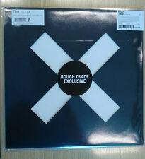 THE XX, XX, ROUGH TRADE EXCLUSIVE LIMITED (500 COPIES) WHITE LP ALBUM (SEALED)
