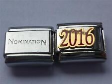 Nomination Enamel Costume Charms & Charm Bracelets