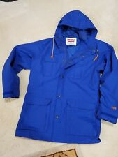 Mens Pre owned Levis anorak jacket w/ a line Size M