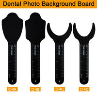 Dental Photo Contrast Black Background Board Palatal Photography Contraster UK