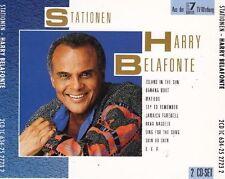 Harry Belafonte Stationen (compilation, 1990) [2 CD]