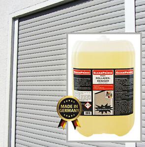Rolladenreiniger 5 Liter Konzentrat   Jalousien Reiniger Lamellenreiniger Rollos
