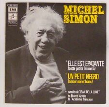 Michel Simon 45 Tours  1975
