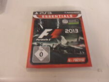 Playstation PS 3 3 f1 2013-formula 1
