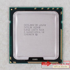 Intel Xeon W3690 CPU (AT80613005931AB) LGA 1366 SLBW2 3200MHz LGA 1366 Free ship
