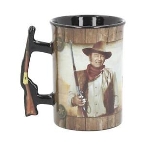 John Wayne A Mans Gotta Do Large Mug