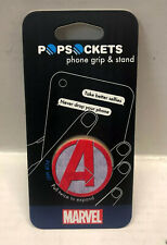 Popsockets Avengers Logo Phone Grip & Stand Marvel Comics Popsocket New
