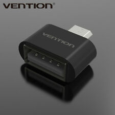 Vention Micro USB to USB OTG Adapter for Samsung Galaxy S6 S7 S5 Note 4 5 HTC