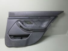 BMW 5 Touring (E39) 530D Door Card Panel Right Rear 81596 Leather